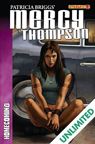 Patricia Briggs' Mercy Thompson: Homecoming #4 (of 4)